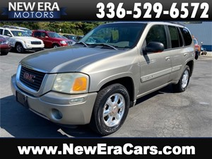 Picture of a 2003 GMC ENVOY