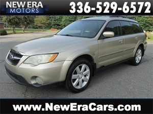 Picture of a 2008 Subaru Outback 2.5i Limited, No Accidnets