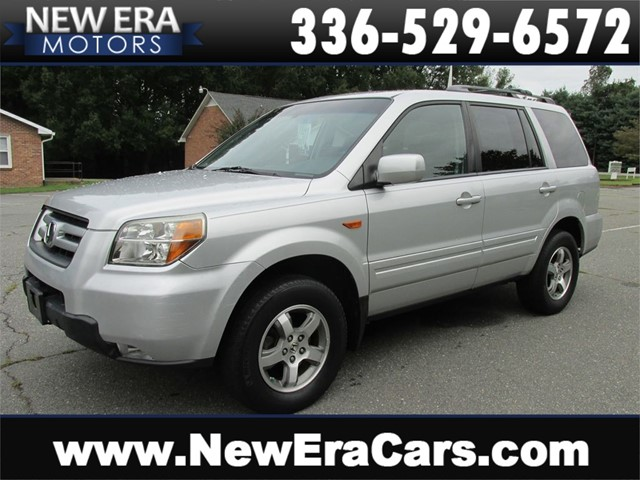 Honda Pilot EX, 1 Owner, Leather, 3rd Row in Winston Salem