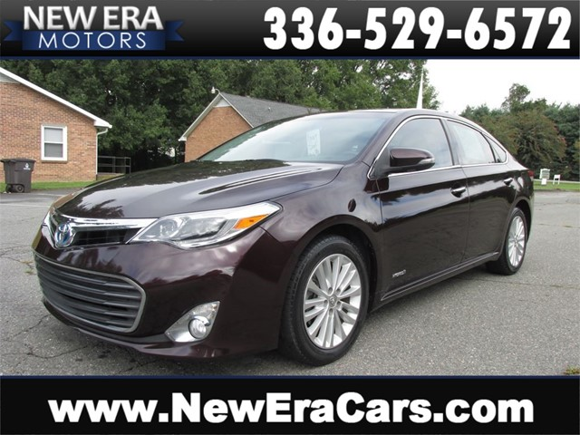 Toyota Avalon Hybrid XLE, Leather, Nav, 40+ MPG in Winston Salem