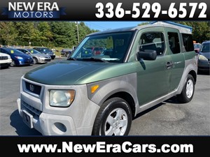 Picture of a 2004 HONDA ELEMENT EX, AWD, Adventure Ready