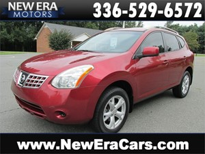 2008 Nissan Rogue S, AWD, Back-Up Cam, Affordable for sale by dealer