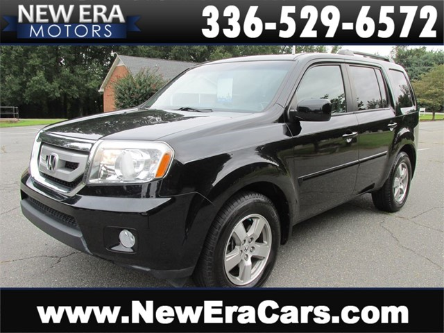 Honda Pilot EX-L, 4WD, 1 Owner, DVD, Leather in Winston Salem