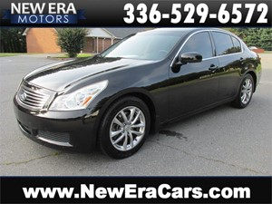 Picture of a 2008 Infiniti G35 Sedan, Leather, Sunroof, Navigation