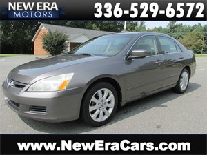 2007 Honda Accord EX-L, Sedan, No Accidents for sale by dealer