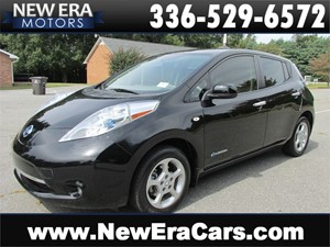 Picture of a 2012 Nissan LEAF SL, No Accidents, Fully Electric