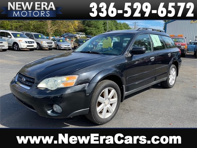 SUBARU LEGACY OUTBACK 5 Speed AWD Serviced in Winston Salem