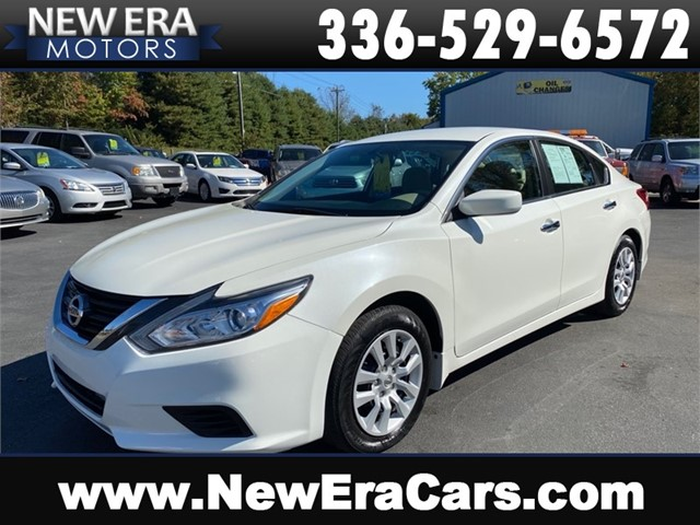 NISSAN ALTIMA 2.5 S, 1 Owner, No Accidents in Winston Salem