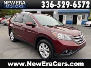 Picture of a 2012 HONDA CR-V EXL, Leather, Rear DVD