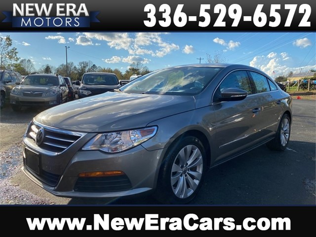 VOLKSWAGEN CC SPORT Leather Loaded 2 Owners in Winston Salem