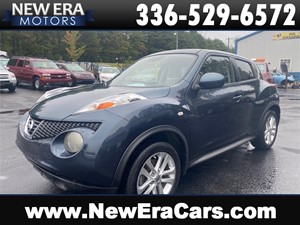 Picture of a 2011 NISSAN JUKE S AWD, Turbocharged, Loaded