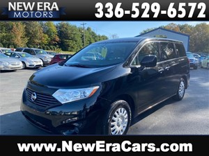 Picture of a 2014 NISSAN QUEST S Low Miles, Seating For 7