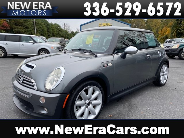 MINI COOPER S Supercharged, 6 Speed in Winston Salem