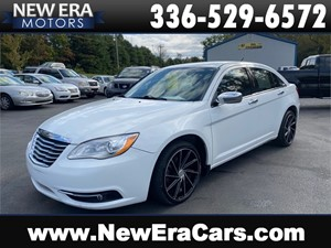 Picture of a 2012 CHRYSLER 200 LIMITED