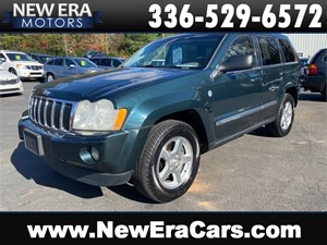 2005 JEEP GRAND CHEROKEE Limited 4x4 Serviced LOW PRICE for sale by dealer