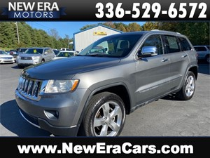 Picture of a 2012 JEEP GRAND CHEROKEE OVERLAND, 4x4, No Accidents