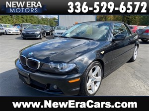 Picture of a 2004 BMW 325 CI, Convertable, Fully Loaded
