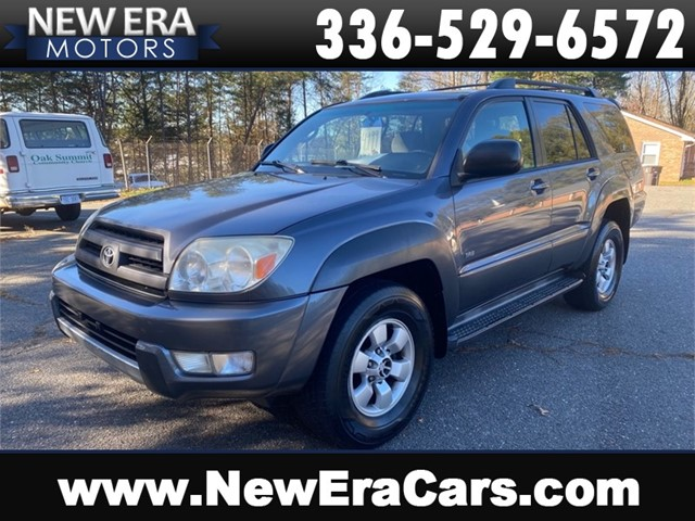 TOYOTA 4RUNNER 1-OWNER  All Services done rust fre in Winston Salem