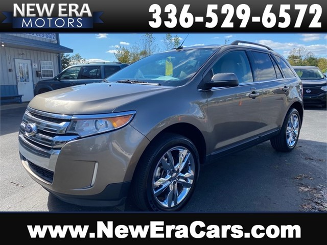 FORD EDGE LIMITED-COMING SOON in Winston Salem