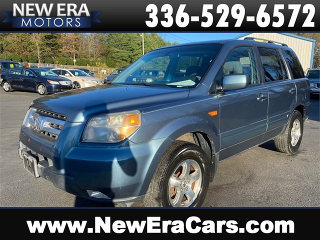 HONDA PILOT EX 2 owner Carfax No Accidents in Winston Salem