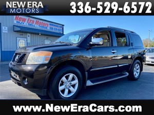 Picture of a 2011 NISSAN ARMADA SV