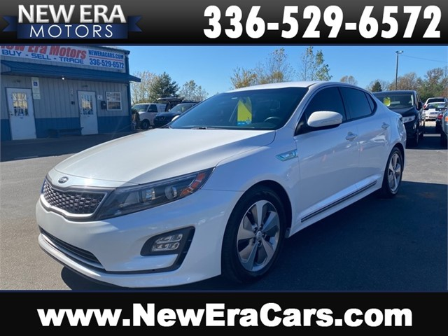 KIA OPTIMA 1-OWNER HYBRID No Accidents SERVICED in Winston Salem