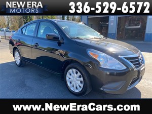 Picture of a 2016 NISSAN VERSA S 67K Black Betty
