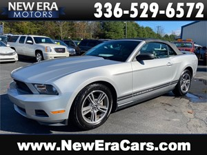 Picture of a 2010 FORD MUSTANG CONVERTIBLE LOW PRICE
