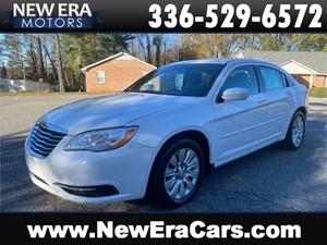 Picture of a 2011 CHRYSLER 200 LX Clean Affordable VALUE