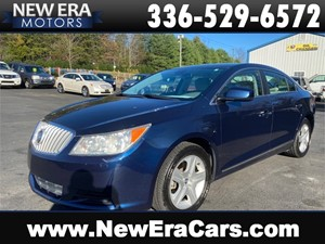 Picture of a 2011 BUICK LACROSSE CX LOW MILES SERVICED