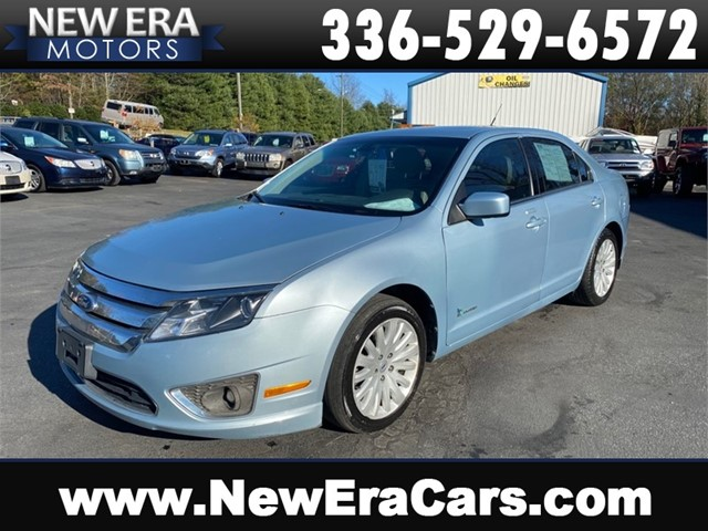 FORD FUSION HYBRID Leather NAV 40+ mpg in Winston Salem