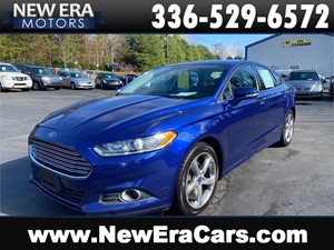 Picture of a 2013 FORD FUSION SE-COMING SOON