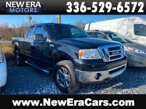 Picture of a 2008 FORD F150 XLT 4X4 Low Price Xcab