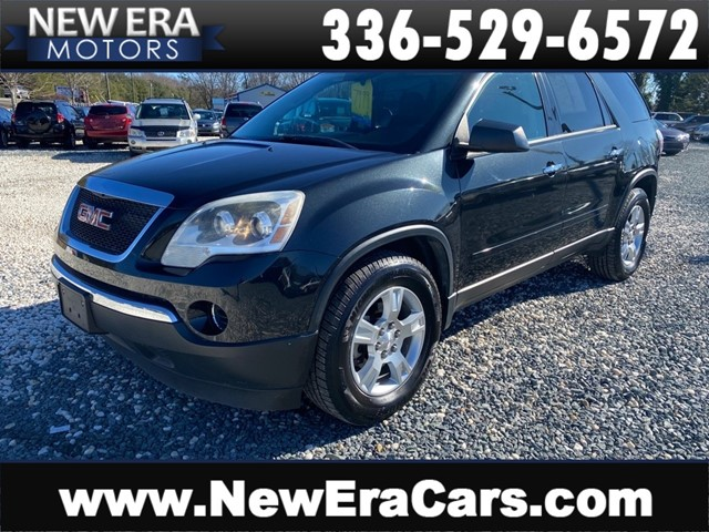GMC ACADIA SLE-1 OWNER in Winston Salem