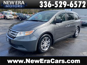 Picture of a 2013 HONDA ODYSSEY EXL NO ACCIDENTS 1OWNER