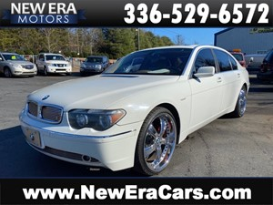 Picture of a 2002 BMW 745 LOW MILES CUSTOMIZED