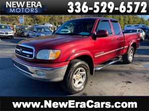 2002 TOYOTA TUNDRA LIMITED ACCESS CAB NO ACCIDENTS for sale by dealer