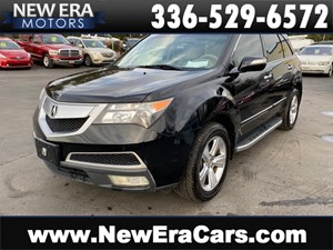 Picture of a 2010 ACURA MDX TECHNOLOGY NO ACCIDENTS