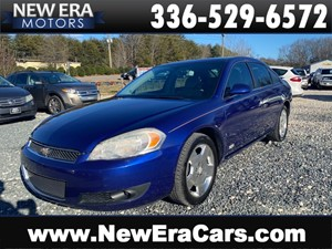 2007 CHEVROLET IMPALA SUPER SPORT-1 OWNER for sale by dealer