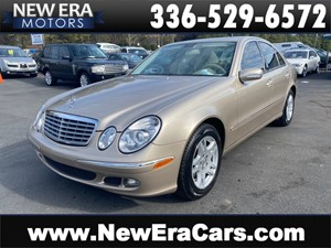 2005 MERCEDES-BENZ E-CLASS E320 4MATIC Lots of Service! for sale by dealer