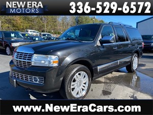 2014 LINCOLN NAVIGATOR L NO ACCIDENTS NC OWNED for sale by dealer