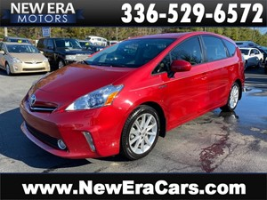 Picture of a 2012 TOYOTA PRIUS V COMING SOON