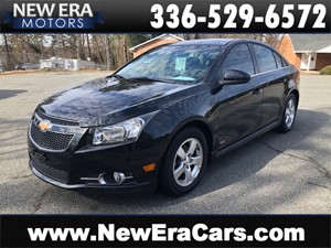 Picture of a 2012 CHEVROLET CRUZE LT W/1LT NO ACCIDENTS