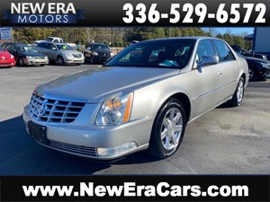 2007 CADILLAC DTS PROFESSIONAL LUXURY NO ACCIDENTS 2 OWNERS for sale by dealer