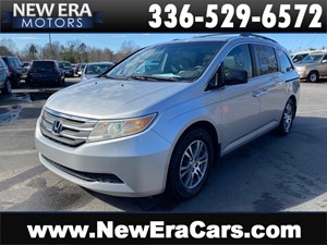 2011 HONDA ODYSSEY EXL NO ACCIDENTS for sale by dealer