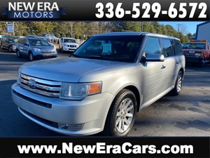 2010 FORD FLEX SEL 2 Owner 3rd Row Affordable for sale by dealer