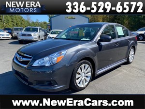 2010 SUBARU LEGACY 2.5I LIMITED, AWD, Very Nice for sale by dealer