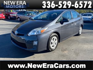 Picture of a 2011 TOYOTA PRIUS GOOD SERVICE RECORDS