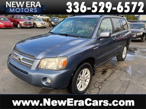 2007 TOYOTA HIGHLANDER HYBRID for sale by dealer