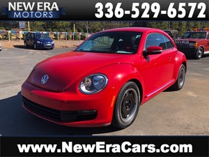 2012 VOLKSWAGEN BEETLE NO ACCIDENTS - CUTE & COOL!!! for sale by dealer